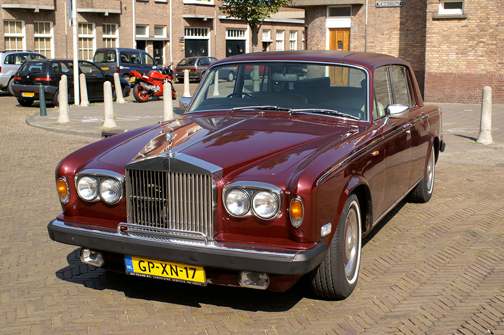 Rolls Royce Silvershadow